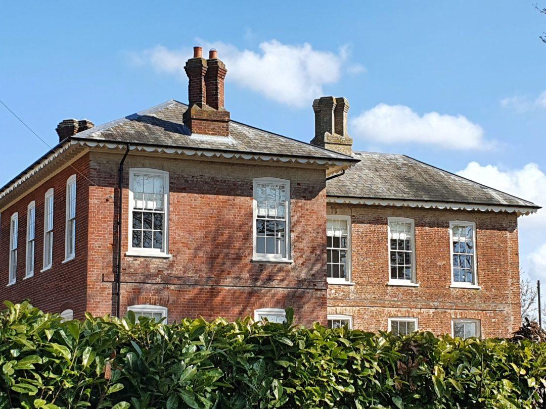Friston Hall
