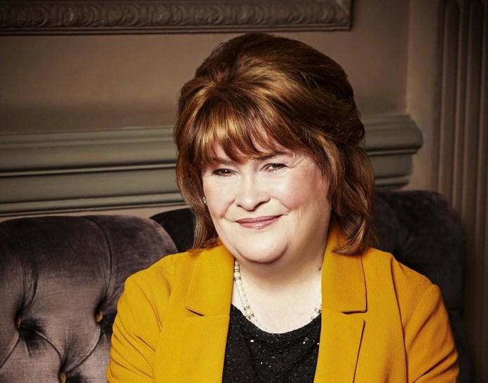 Portraite Susan Boyle