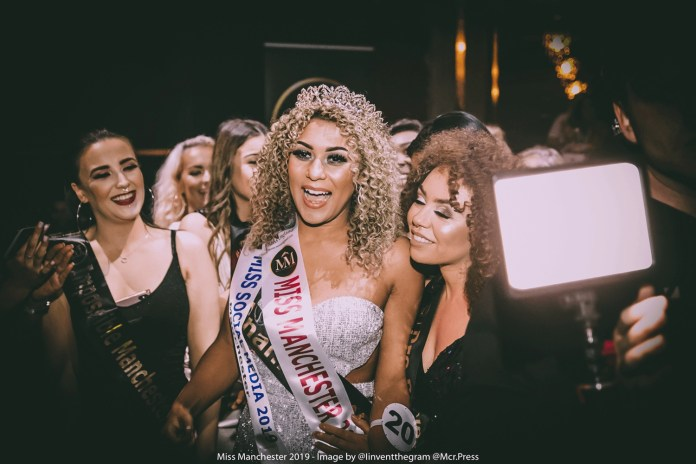Miss Manchester Suzy Bamgbose 2019