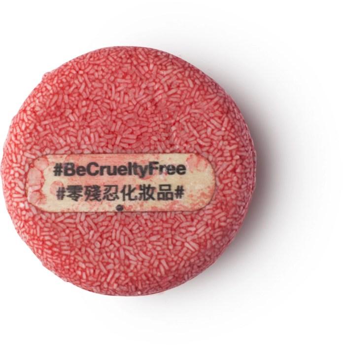 New shampoo bar #becrueltyfree