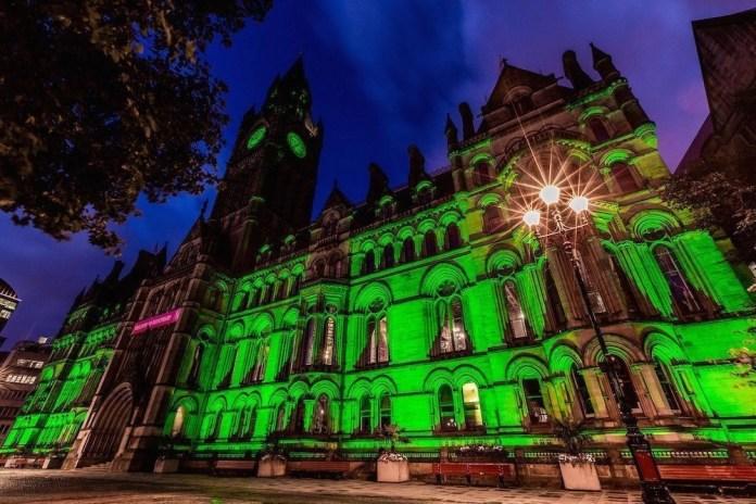 Halloween Manchester, Town Hall
