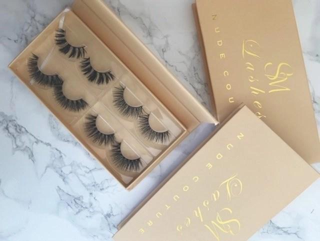 False Eyelashes - Sean Maloney - Makeup
