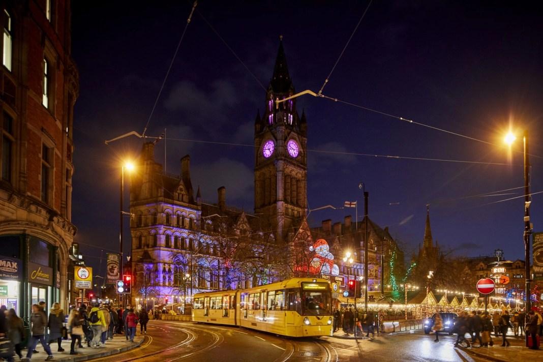 Manchester Christmas Market - Photo Credit Mark Waugh