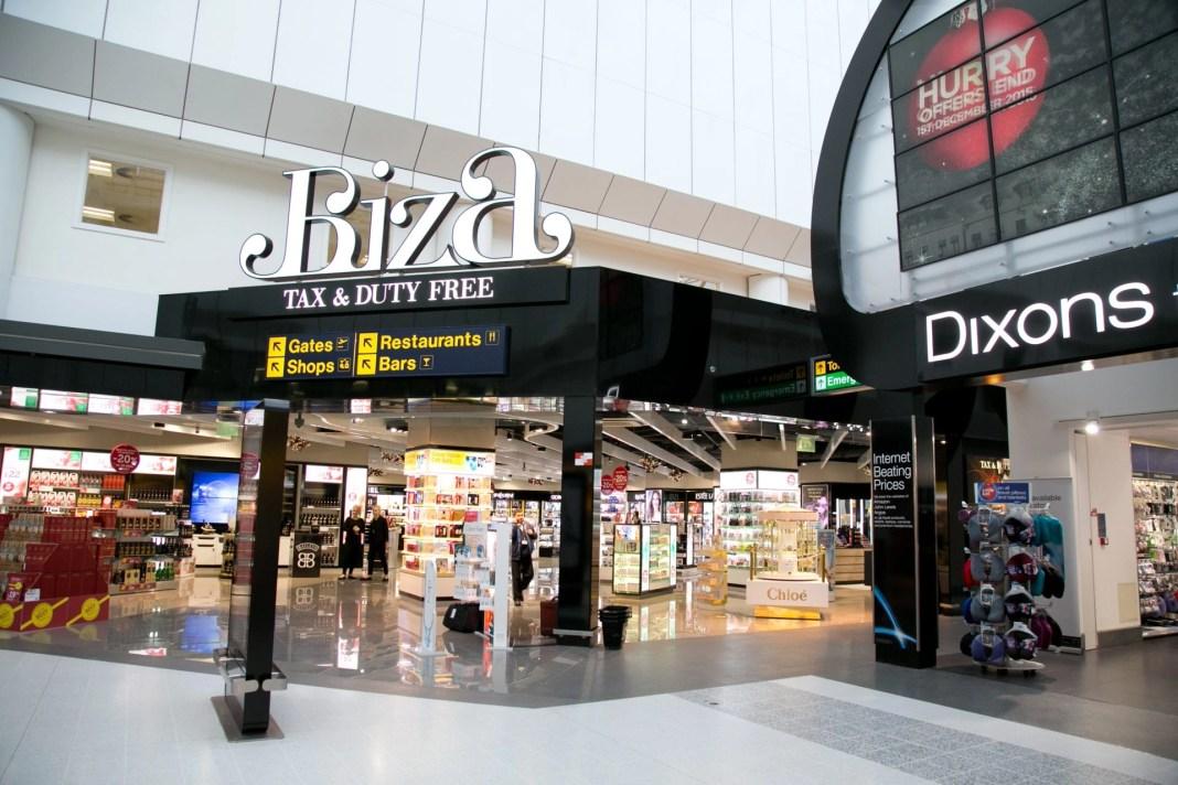 Biza Duty Free Airport