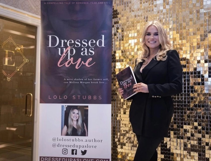 Dressed up as love - Author - Lolo Stubbs