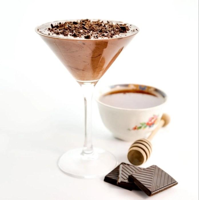 Handmade Chocolate Mousse