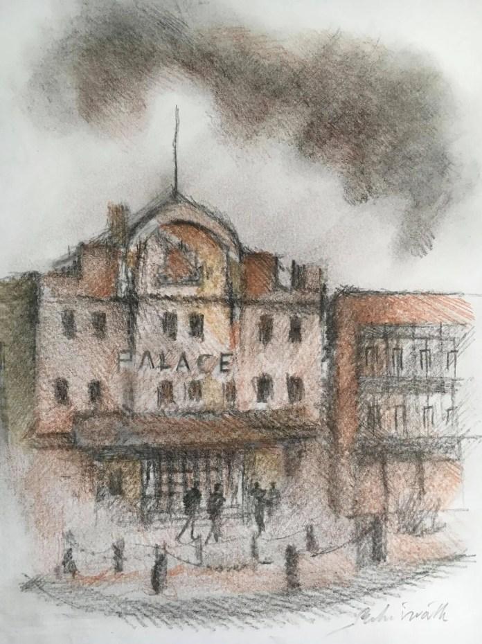 Palace - Steve Whitworth Artist
