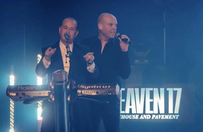 Martyn Ware Heaven 17