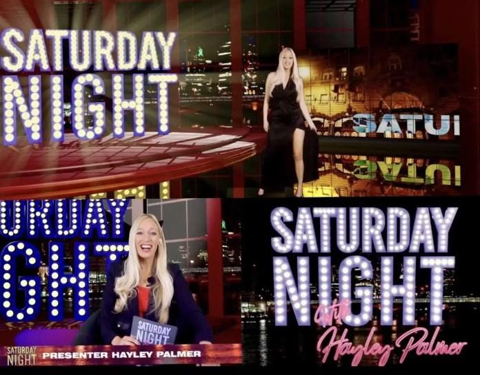 Saturday Night With Hayley Palmer