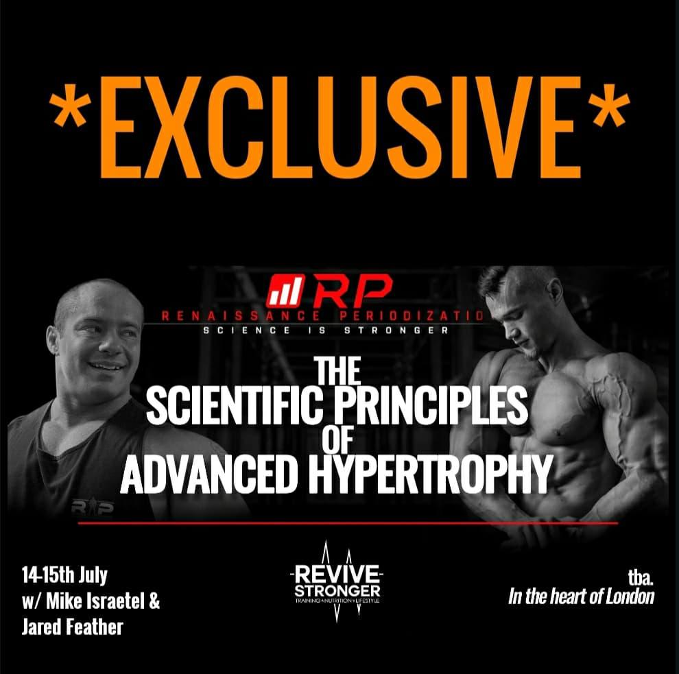 Podcast 125: Individualisation Roundtable 2 - Mike Israetel