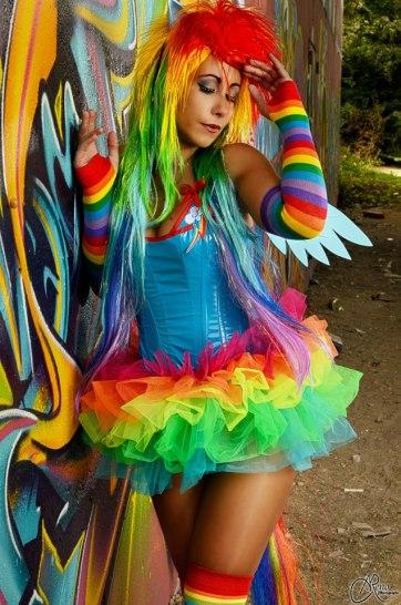RainbowDash by Zedrielle