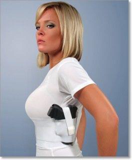 girls with guns holster