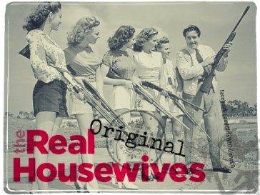 vintage housewives