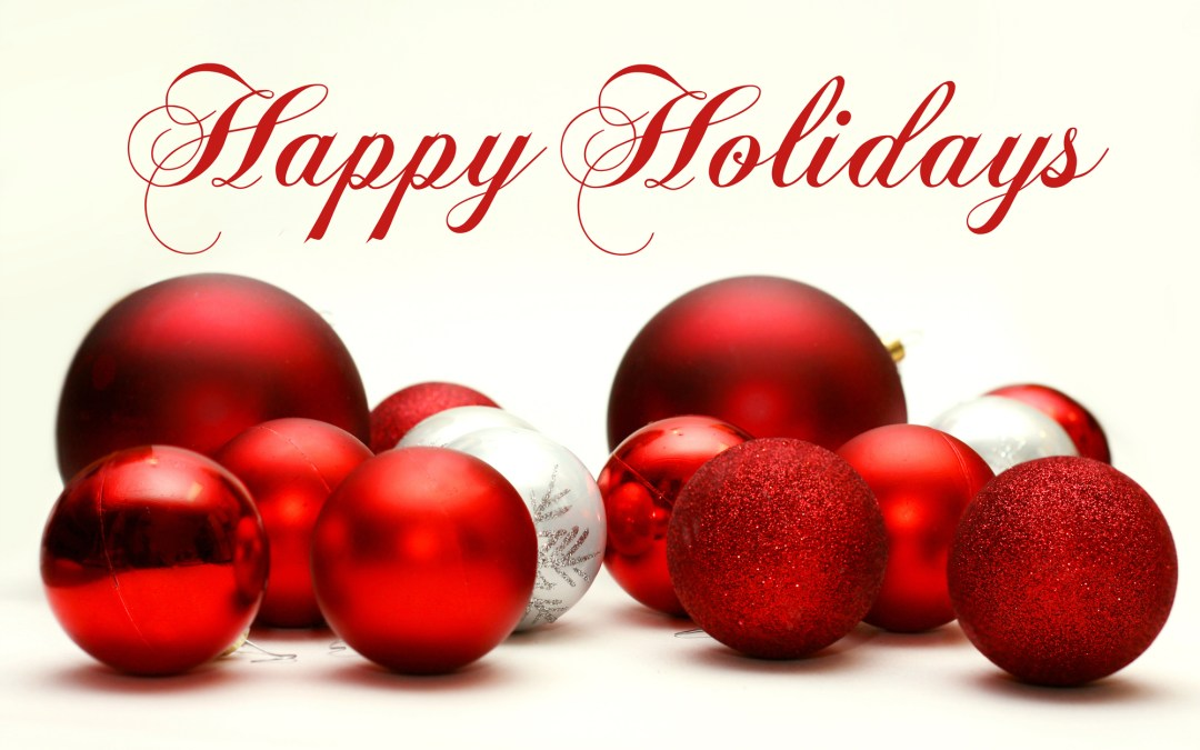 Wishing You All The Best For The Holiday Season