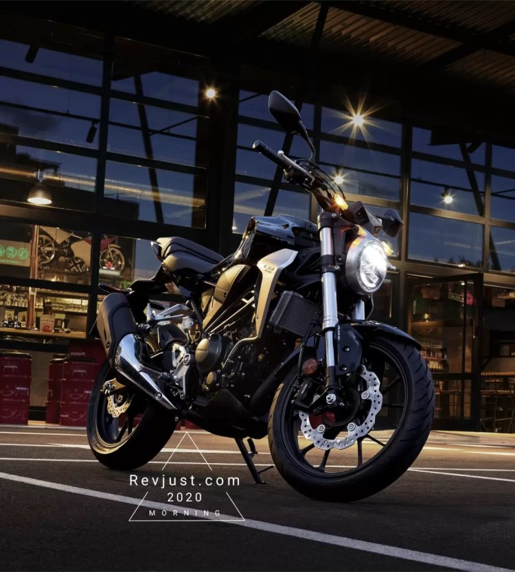 Honda CB300R new launched
