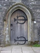 Church Door