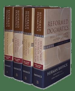 Herman Bavinck's Reformed Dogmatics