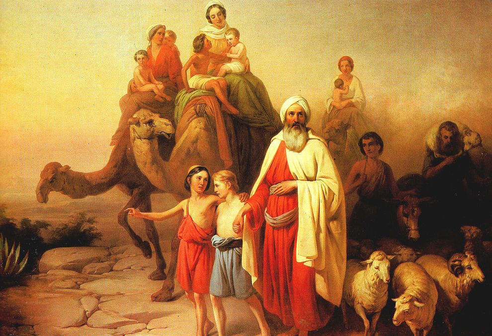 A Faith That Matters to the World (Genesis 12:1-3, James 2:14-26)