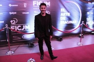 Moïs Roditi, ganador del 3er lugar de cortometraje.
