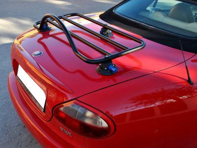 jaguar convertible luggage rack