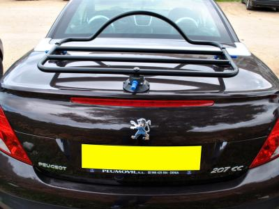peugeot 207cc luggage rack