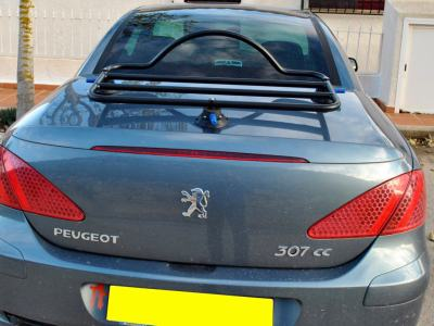 Peugeot CC Luggage Rack