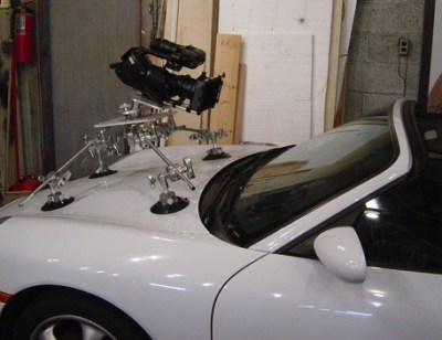 Revo Rack Porsche Boxster 986 luggage Rack Vacuum Cups