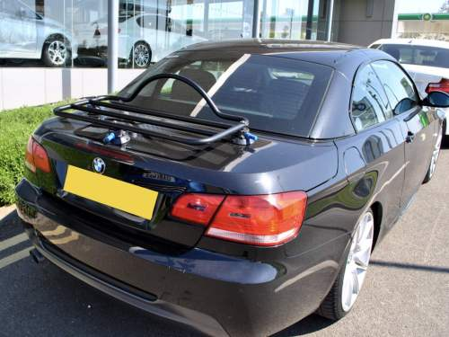 bmw 3 series convertible luggage rack e93