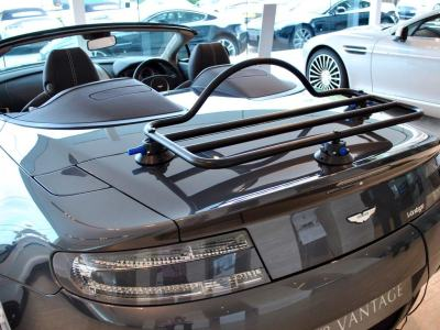 Car Boot Rack Revo-Rack fitted to Aston Martin V8 Volante