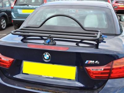 BMW 4 Series Convertible Luggage Rack