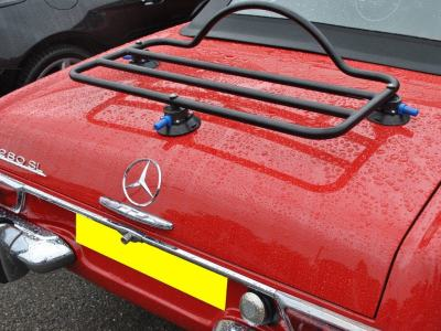 Revo Rack Convertible Luggage Rack Fitted to 1969 Mercedes SL