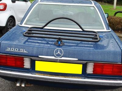 Mercedes Benz SL R107 Boot Luggage Rack