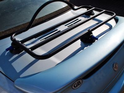 MGF Luggage Rack with spoilers
