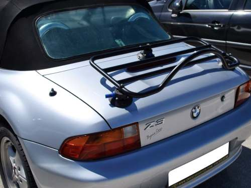 bmw z8 luggage rack - revo rack
