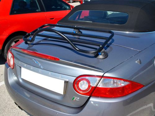 Jaguar XK Convertible Luggage Rack