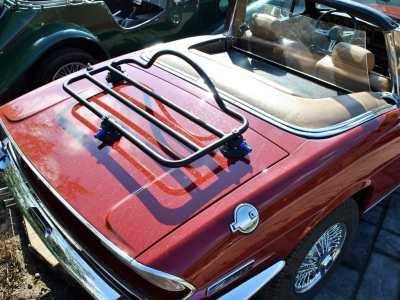 triumph stag luggage rack revo-rack