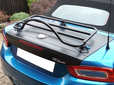 Fiat 124 spider abarth luggage rack