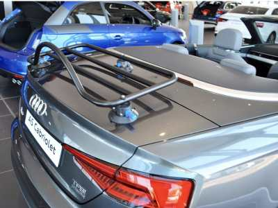 Audi A5 Convertible Luggage Rack