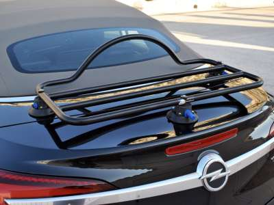 cascada luggage rack