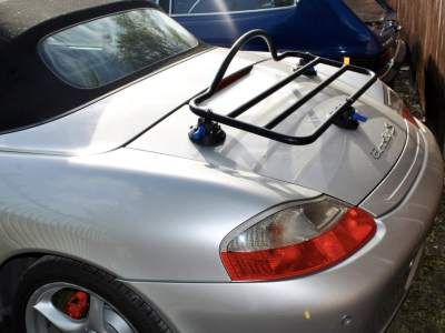 Porsche boxster luggage rack