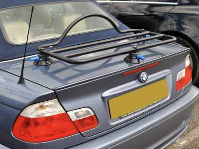 BMW E46 3 Series Convertible Luggage Rack