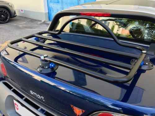 Gepäckträger smart roadster