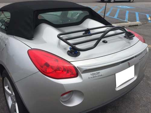 opel gt luggage rack