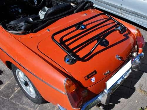 mgb luggage rack revo-rack
