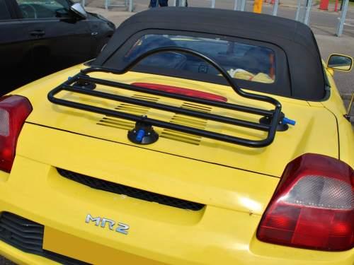Toyota MR2 Spider Gepäckträger