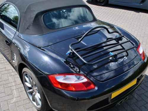 Porsche Boxster Portapacchi 987