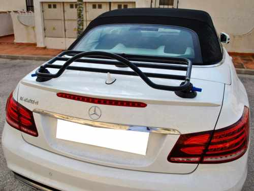 Portapacchi Mercedes E Classe