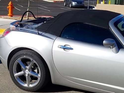saturn sky trunk rack