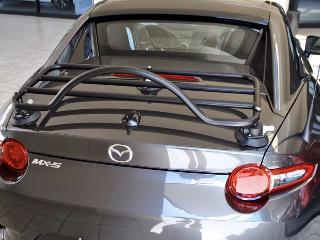 mazda miata rf trunk luggage deck rack grand toruing club