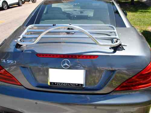 revo rack mercedes convertible luggage rack